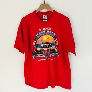 Harley-Davidson Fleet Ride Virginia Graphic Tee XL